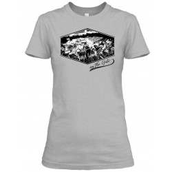 "T-Shirt Femme - ""On The..."
