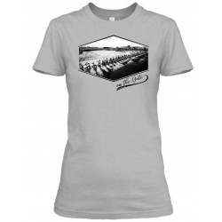 """T-Shirt Femme - """"On The..."""