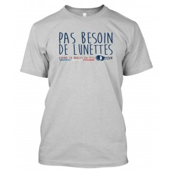 "T-Shirt Homme - ""Pas besoin..."