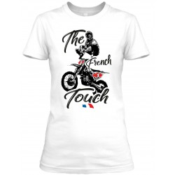 T-shirt Femme The french...