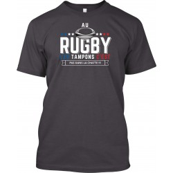 Tee Shirt Homme Au Rugby...